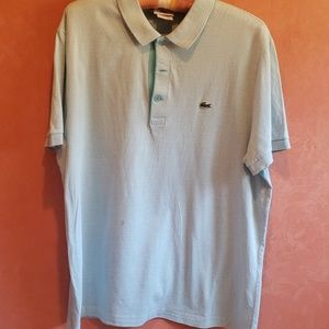 LACOSTE Golf shirt ~ MEN'S Size 5 ( small )